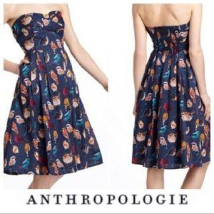 Maeve Strapless Dress